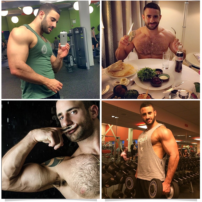 110 Our Instagram crush of the week: eliad cohen