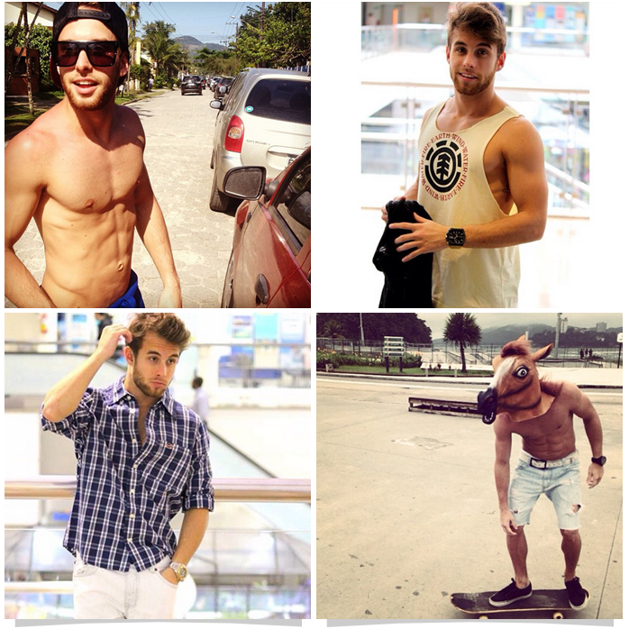 216 Instagram crush of the week: matheusgarcia2
