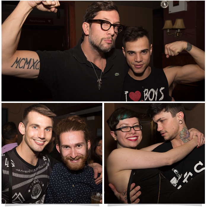 37 Pics from the A Thing Of Beauty book launch party!