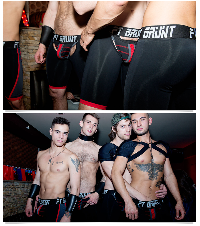 39 Our friends at Fort Troff just sent us a big box of goodies...