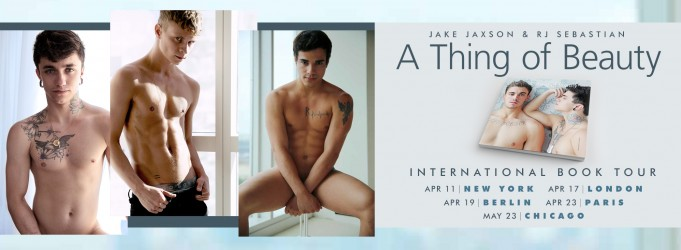 A Thing of Beauty International Book Tour