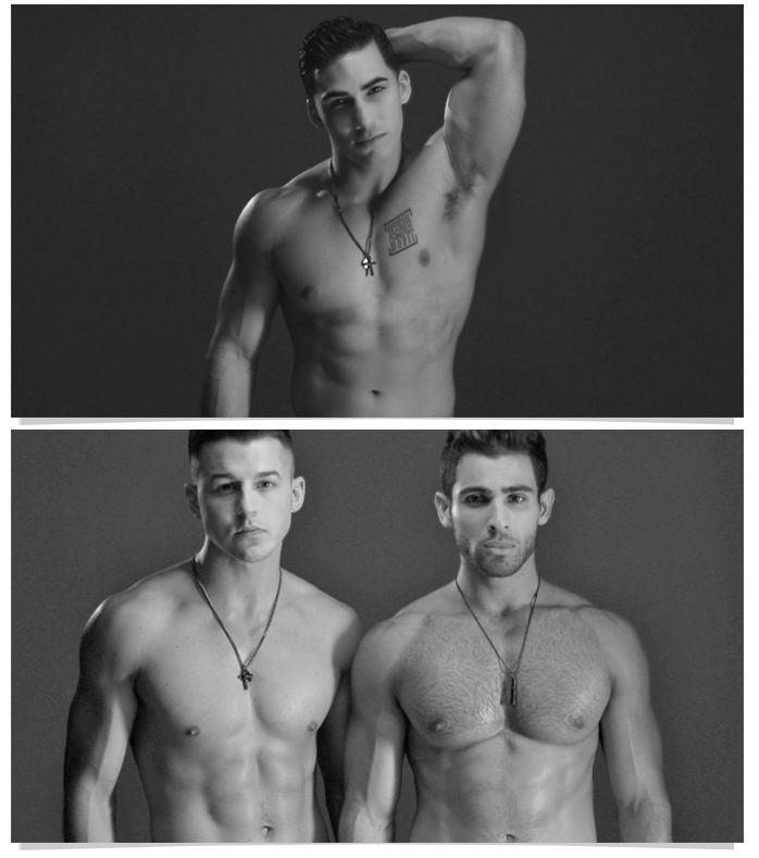 212 Black/white, the arty Andrew Christian/CockyBoys collaboration is here!