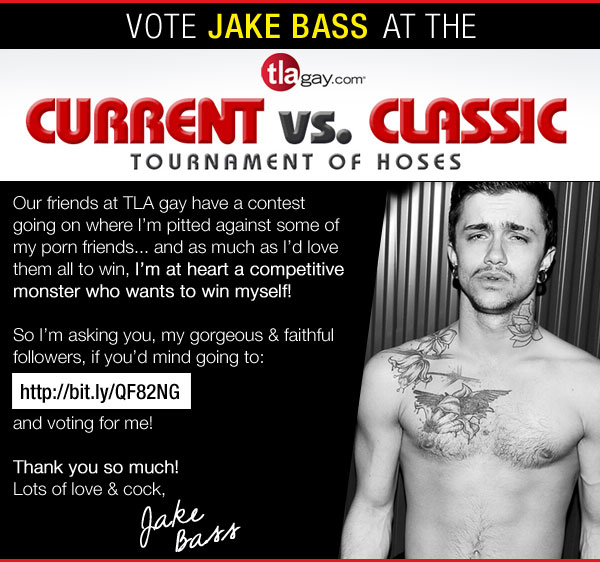 jake bass1 Vote for Jake Bass! We want him to win!